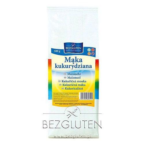 Mąka kukurydziana bezglutenowa - 500g