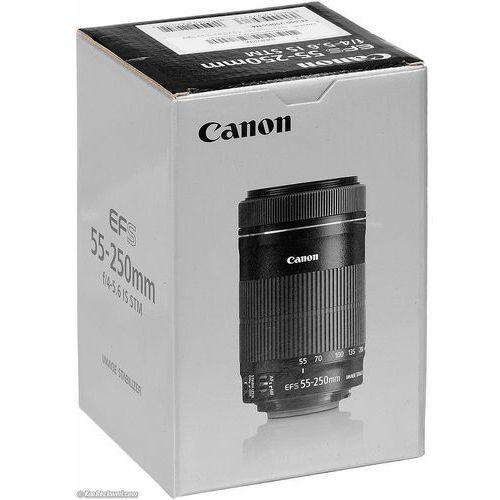 Canon EF-S 55-250MM 4-5.6 IS II 5123B005BA DARMOWA DOSTAWA DO 400 SALONÓW !!