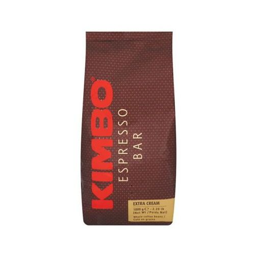 1kg extra cream espresso bar kawa ziarnista marki Kimbo