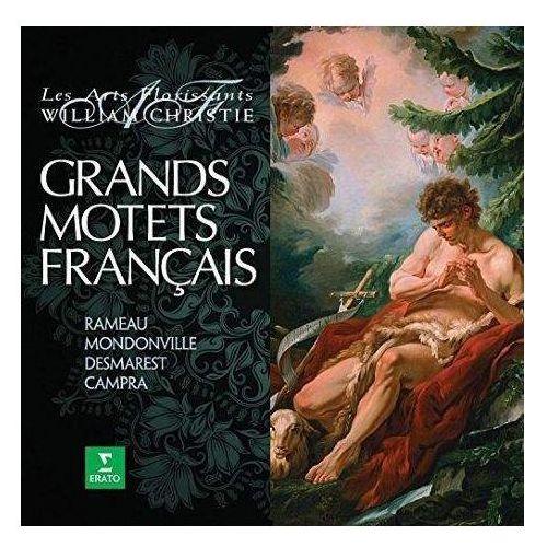 LE GRAND MOTET FRANCCAIS - Christie, William, Les Arts Florissants (Płyta CD), 2564626466