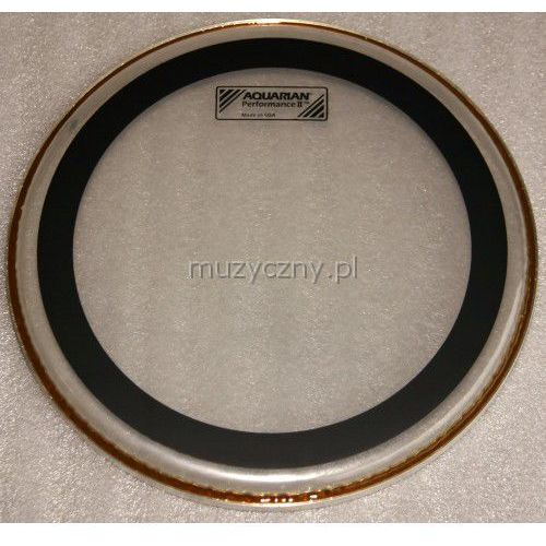 Aquarian 12″PF 2/ply w/glue naciąg perkusyjny