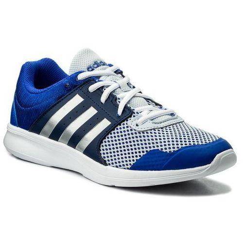 Adidas Buty - essential fun ii w cp8950 hirblu/silvmt/nobind