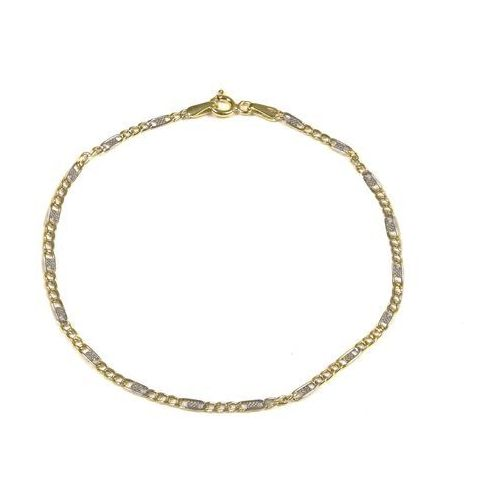 Saxo Bransoletka złota zb.a.104.01 biżuteria damska ze złota pr.585 14 karat