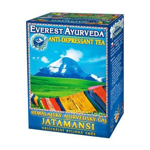 Everest ayurveda Jatamansi - depresja i zaburzenia psychiczne