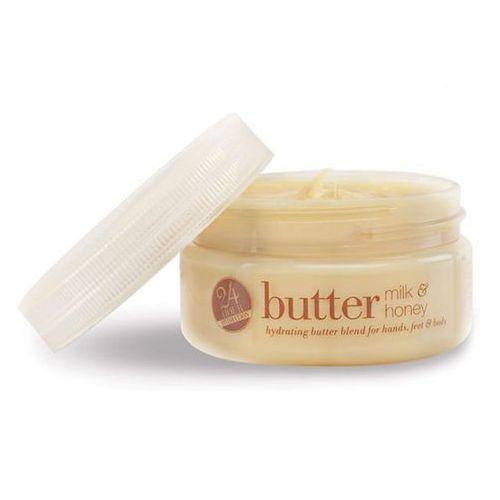 Cuccio butter blend | nawilżające masło do ciała - mleko i miód 226g