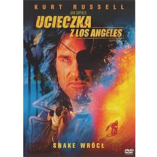 Imperial cinepix Ucieczka z los angeles (płyta dvd)