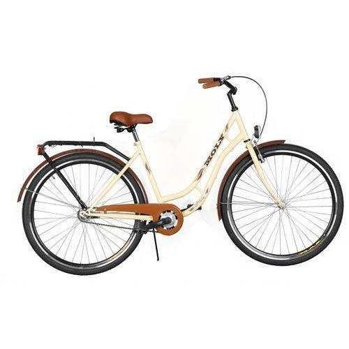 Rower DAWSTAR Moly Cappuccino + Zamów z DOSTAWĄ JUTRO! + Rabat na akcesoria rowerowe! + 5 lat gwarancji na ramę! + DARMOWY TRANSPORT!