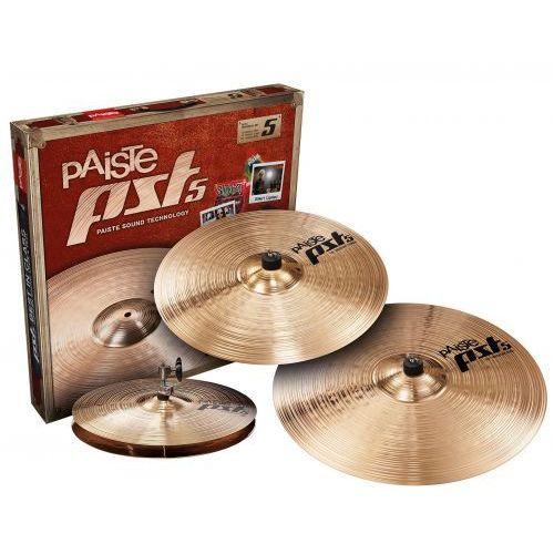 pst 5 14″hh 16″c 20″r zestaw talerzy perkusyjnych marki Paiste