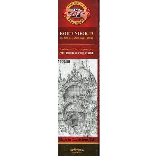 Koh-i-noor Ołówek grafitowy 1500/5b [12 szt.]