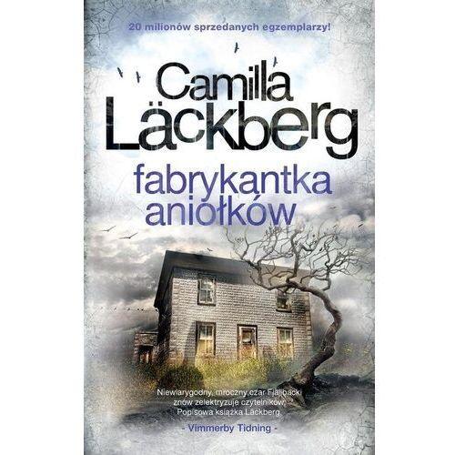 Fabrykantka aniołków. Fjällbacka. 8. - Läckberg Camilla - książka, oprawa miękka