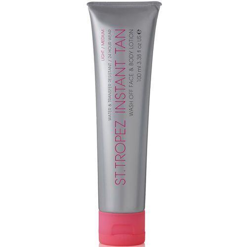 St. tropez St.tropez instant tan body lotion light medium 100ml (5060022307452)
