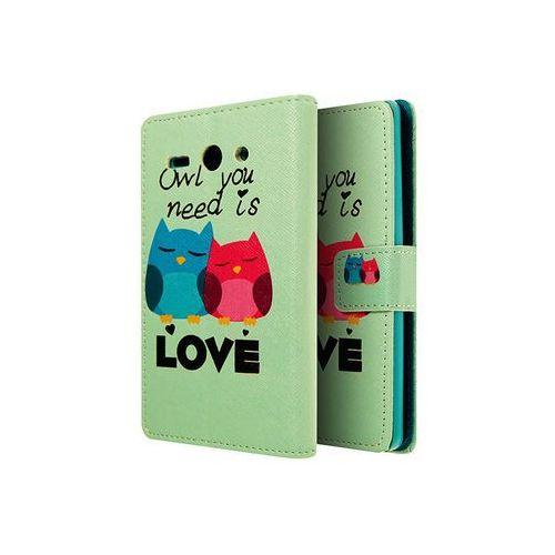 Etui ochronne dla Huawei Ascend Y530 Owl you Need is Love - Owl you Need is Love