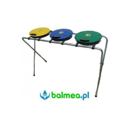 Stojak na worek BALMEA 3x120lSW3, 3x120lSW3