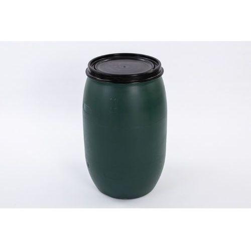 B2b partner Beczka plastikowa z pokrywką, 120 l