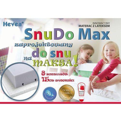 Materac wysokoelastyczny snudo max 200x120 marki Hevea