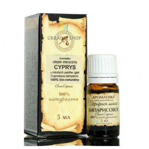Olejek Cyprysowy (Cyprys) 100 % Naturalny 5 ml