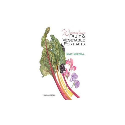 Watercolour Fruit & Vegetable Portraits, Showell, Billy