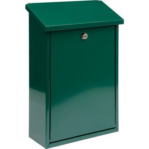 Vorel Skrzynka na listy 400 x 250 x 10 – zielona (78573) - produkt dostępny w Mall.pl