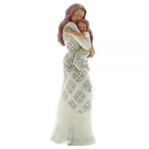 Jim shore Kocham cie na zawsze a mother's love lasts forever 6001555 figurka róże
