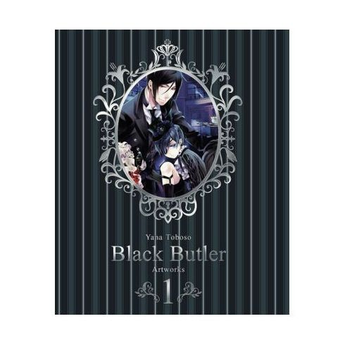 Black Butler: Black Butler Artworks. Bd.1 Toboso, Yana