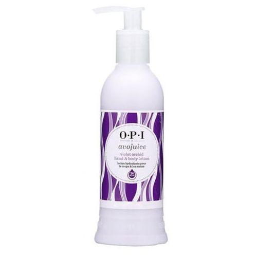 avojuice violet orchid hand & body lotion balsam do dłoni i ciała - orchidea (600 ml) marki Opi