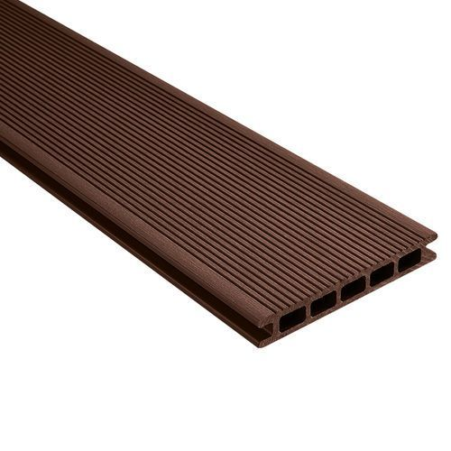 Deska ryflowana WPC Windoor, 240x14,5cm, antracyt (deska tarasowa)