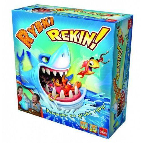 Goliath Gra rybki rekin - darmowa dostawa od 199 zł!!! (8711808307407)