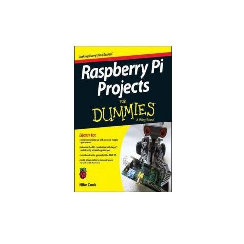 Raspberry Pi Projects For Dummies (9781118766699)