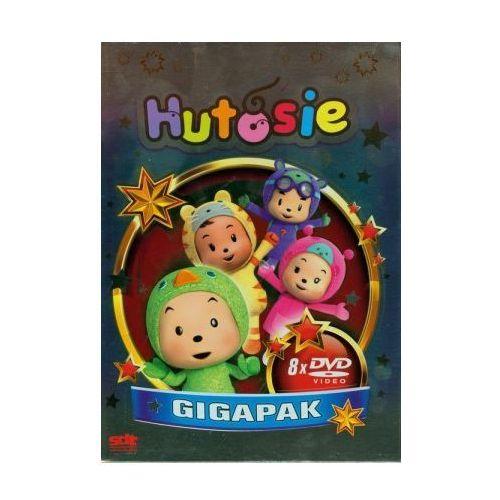 Hutosie gigapak box 8dvd