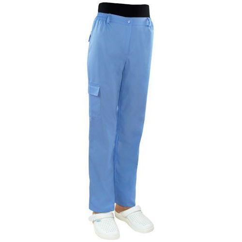 Spodnie medyczne damskie bojówki (pasek, gumka) 3997 marki Dlapacjenta.pl - odzież medyczna