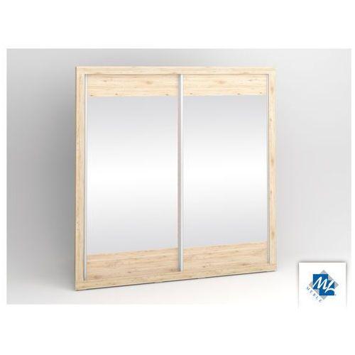 Ml meble Modern 01/l szafa z drzwiami przesuwnymi z lustrami