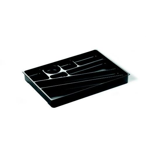 IDEALBOX PEN TRAY tacka na przybory biurowe, eco produkt, antracyt DURABLE, 1712004058_d