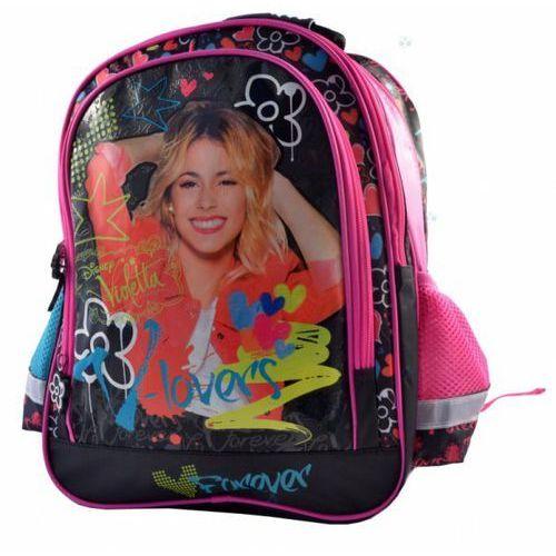 bc9ffe8092cc5 ... Plecak szkolny Violetta 15, kolor fioletowy 109,87 zł Plecak Violetta  produkowany został z wysokiej jakości materiałów z niezwykłą dbałością o  detaly. ...