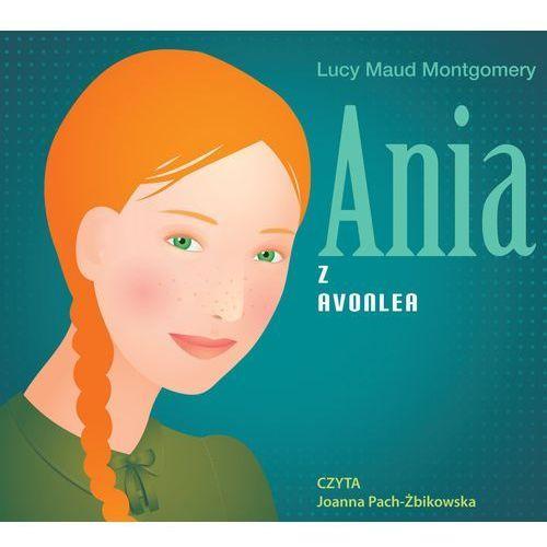 Ania z Avonlea. Książka audio CD MP3, Biblioteka Akustyczna