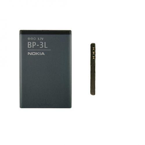 603 / bp-3l 1300mah 4.8wh li-polymer 3.7v (oryginalny), marki Nokia