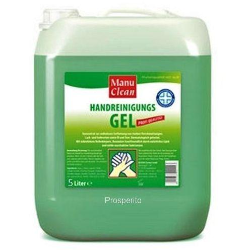 EILFIX MANU CLEAN żel do mycia rąk 5L mycia mocno zabrudzonych rąk