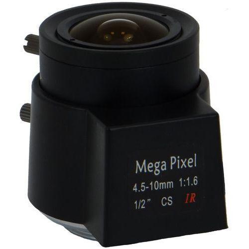 Bcs -45105mir megapixelowy obiektyw 4.5-10 mm z przysłoną automatyczną do 5 mpx