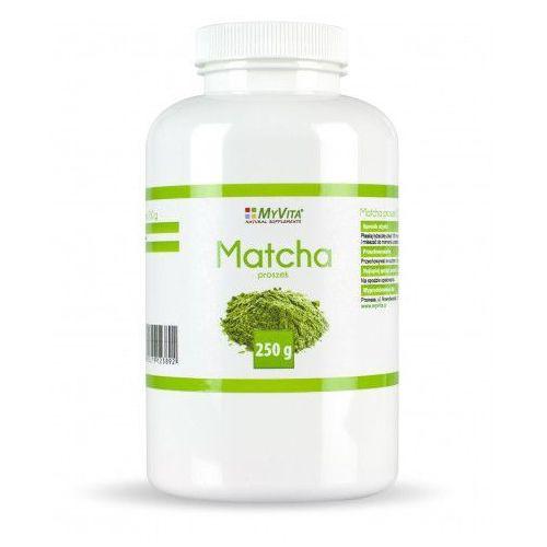 Matcha Proszek Zielona Herbata Myvita 250 g