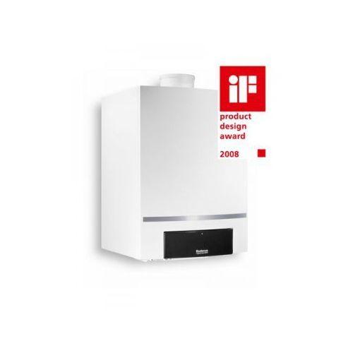 Produkt z kategorii- kotły gazowe - BUDERUS LOGAMAX PLUS GB 162 30kW 2-funk. z podgrzewaczem 10l + RC 35