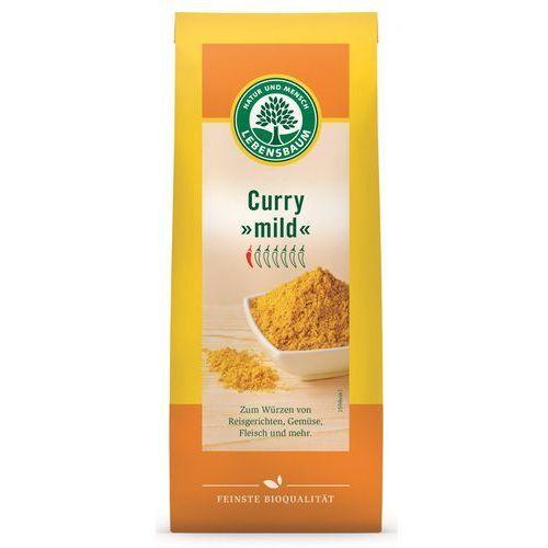 Curry łagodne bio 50 g - lebensbaum marki Lebensbaum (przyprawy, herbaty, kawy)