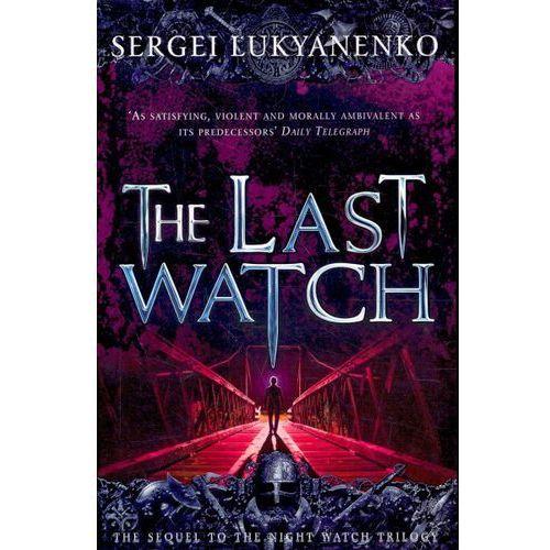 Last Watch (9780099510154)