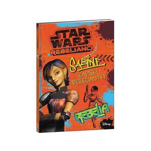 KSIĄŻKA LEGO® Star Wars™ REBELIANCI™. Zapiski Rebeliantki