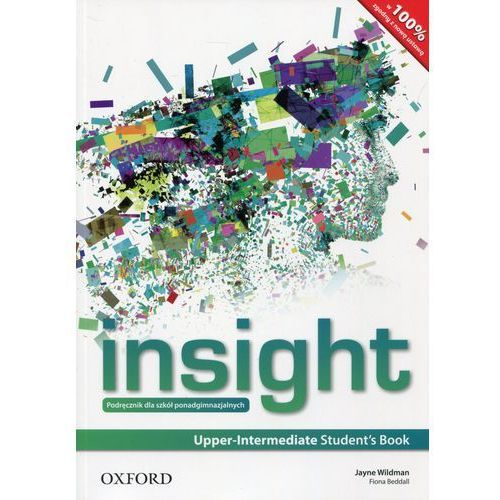Insight Upper-Intermediate Students Book (Ministry Approved) (Poland) (9780194002677)