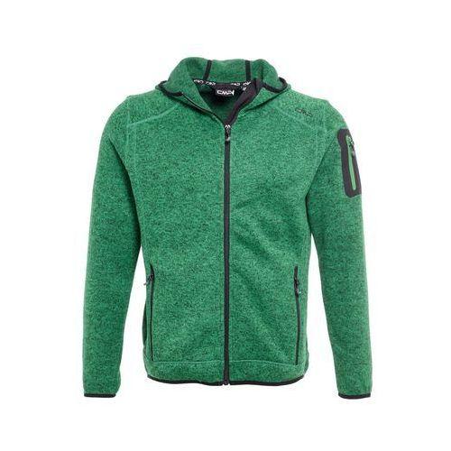 CMP Kurtka z polaru pepper green/black (kurtka męska) od Zalando.pl