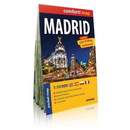 Comfort!map Madryt 1:10000 (midi) v2, praca zbiorowa