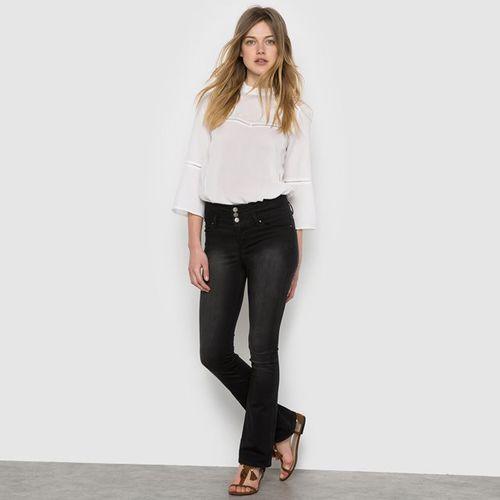 Dżinsy bootcut, spodnie damskie B.YOUNG