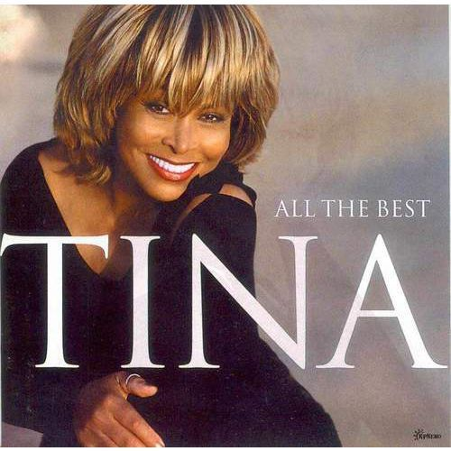 TINA TURNER - ALL THE BEST - Album 2 płytowy (CD) (0724386353627)