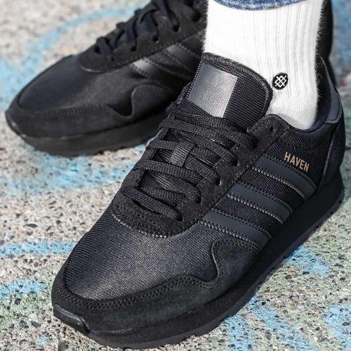 Adidas Haven, kolor czarny