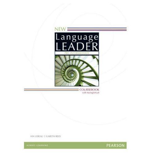 New Language Leader Pre-Intermediate. Podręcznik + MyEnglishLab (9781447961512)