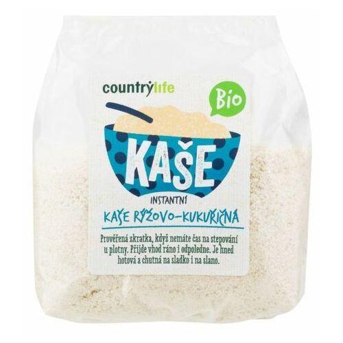 bio owsianka ryżowo-kukurydziana 300 g marki Country life